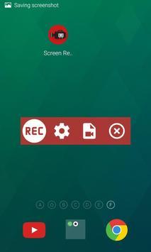 Screen Recorder (AQ REC) screenshot 1