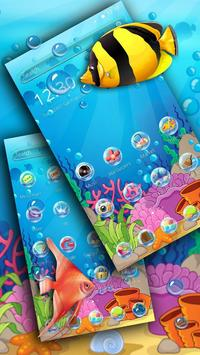 Aquarium Fish Theme apk screenshot