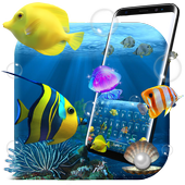 Aquarium Keyboard icon