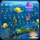 Aquarium Keyboard icon