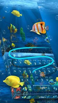 Aquarium Keyboard apk screenshot