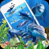 Tropical Fish Aquarium Theme icon