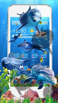 Tropical Fish Aquarium Theme poster