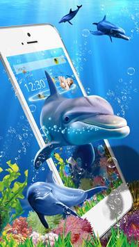 Tropical Fish Aquarium Theme apk screenshot