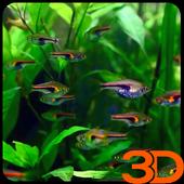 Aquarium 3D icon