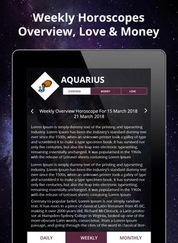Aquarius Daily Horoscope for Today with Lovescopes for Android - APK