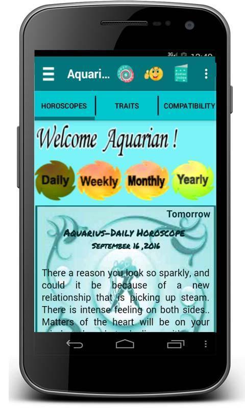 Aquarius Relationship Horoscope Today