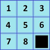 Sliding Puzzle: Buildings icon