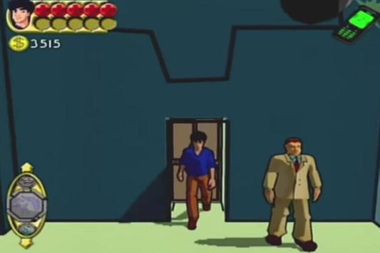 Free Jackie Chan Adventure Games Hint screenshot 1