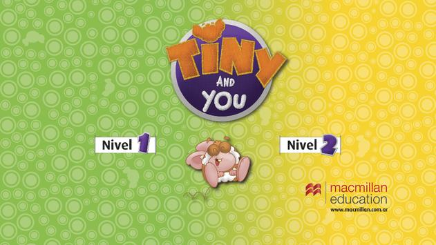 Tiny and you poster