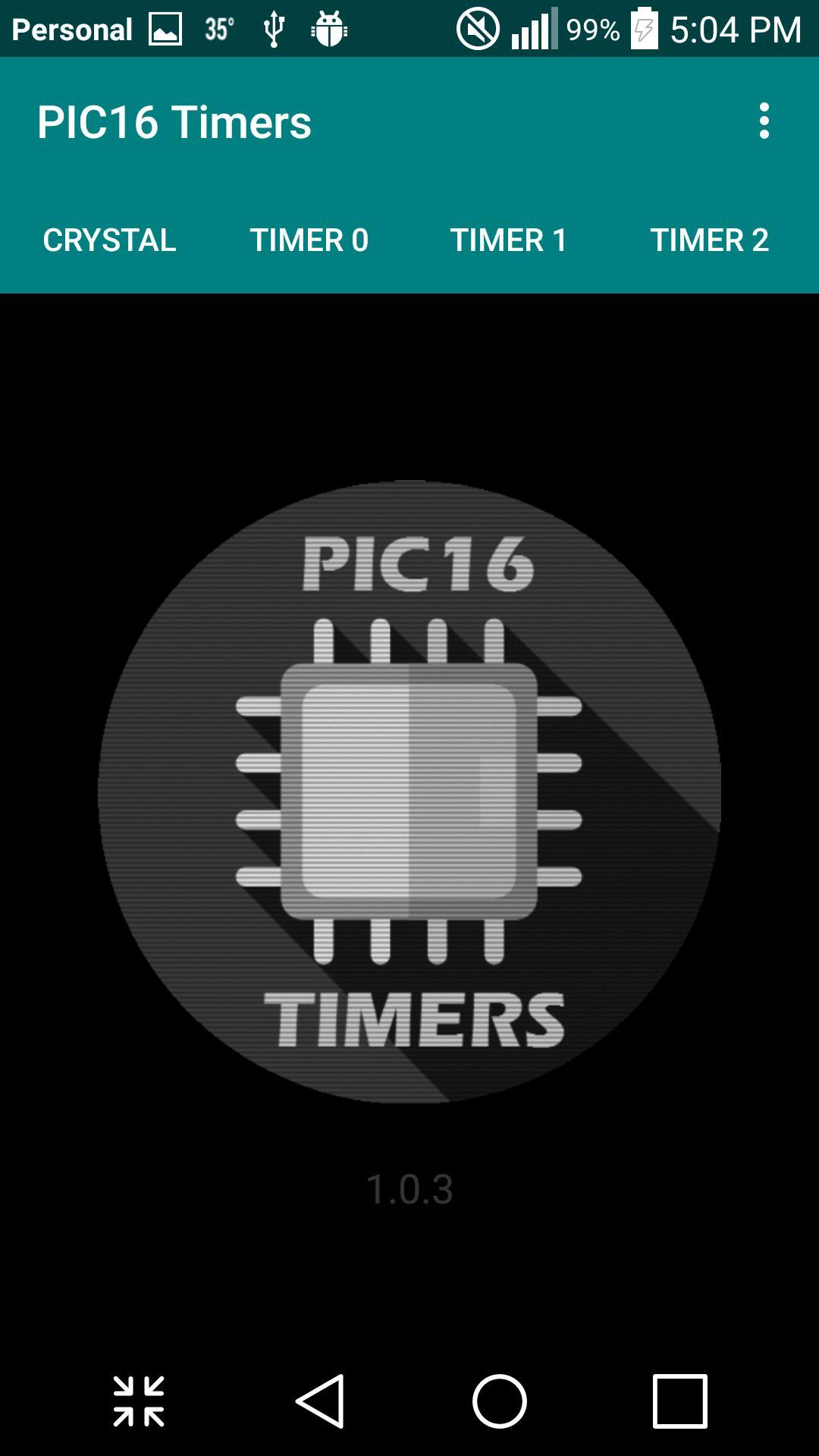 Timer Prescaler Calculator