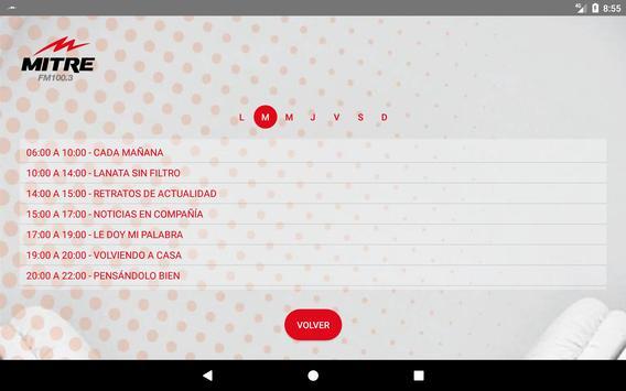 Radio Mitre Bahía 100.3 screenshot 7