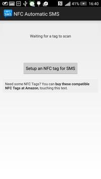 NFC Automatic SMS for Android - APK Download