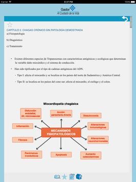 Enfermedad de Chagas-Mazza apk screenshot