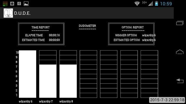 D.U.D.E. apk screenshot