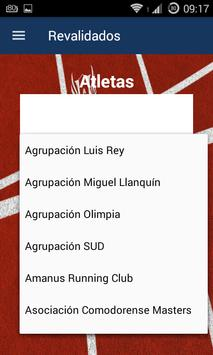 AASCh Atletismo apk screenshot