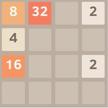 Ultimate 2048 screenshot 1