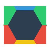 Ultimate Hextris icon