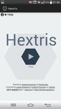 Ultimate Hextris poster