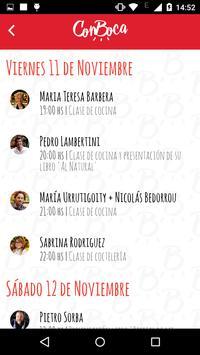 ConBoca App screenshot 4