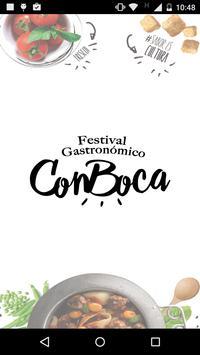 ConBoca App poster