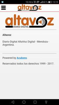 AltaVoz Digital screenshot 3