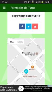 Farmacias de Turno - Olavarría screenshot 2