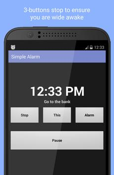 Simple Alarm screenshot 7