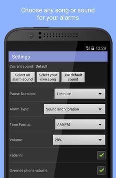 Simple Alarm screenshot 8