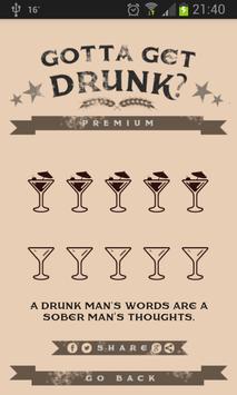 Gotta Get Drunk? screenshot 4
