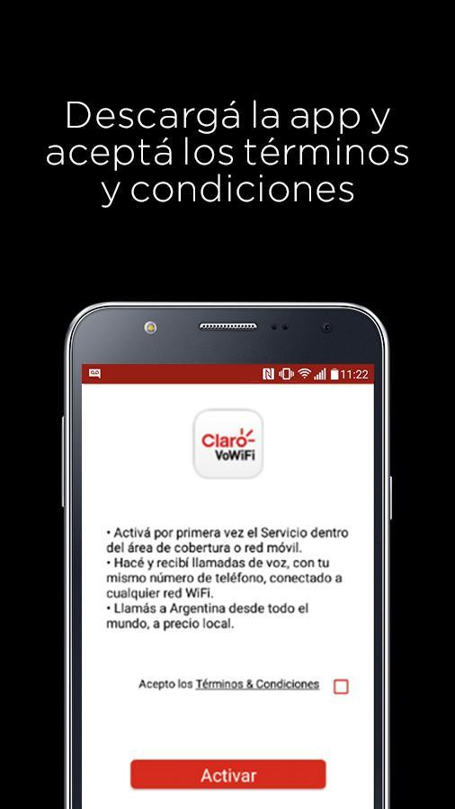 Claro VoWiFi for Android - APK Download