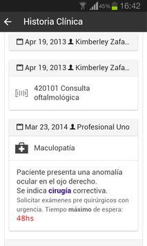 GOC Historia Clínica y Turnos apk screenshot