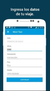 Movi Taxi apk screenshot