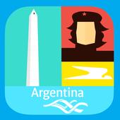Marca País Icon Quiz icon