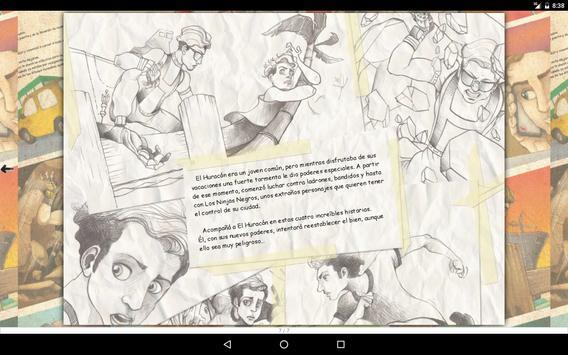 El Huracán - Libro interactivo apk screenshot