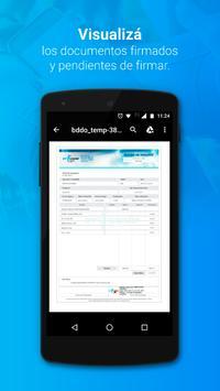 Cliente - Bandeja de Documentos screenshot 5