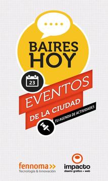 Baires Hoy! poster