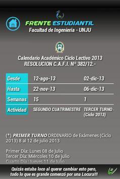 Frente Estudiantil FI screenshot 2