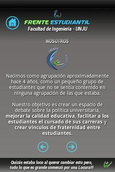 Frente Estudiantil FI screenshot 6