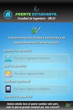Frente Estudiantil FI screenshot 7