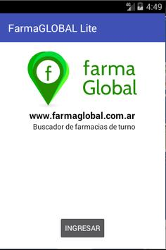 FarmaGLOBAL Usuarios poster