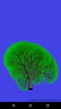 Trees 3D apk screenshot