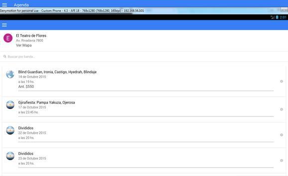 Lo Artesanal Agenda screenshot 9