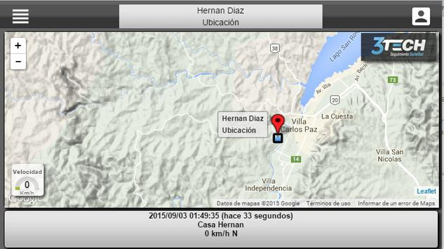 Locator NG 3TECH apk screenshot