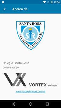 Colegio Santa Rosa screenshot 3