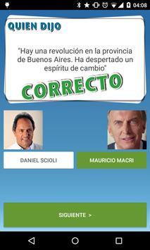 QuienDijo poster