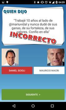 QuienDijo apk screenshot