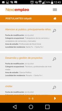 Nexoempleo screenshot 5