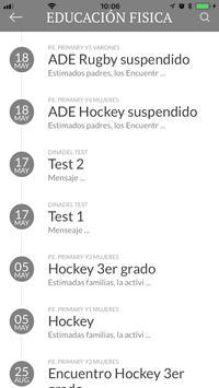 Escuela Escocesa San Andrés screenshot 3