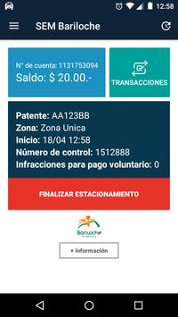 SEM Bariloche apk screenshot